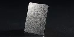 Stainless Steel Black Starlight Sheets