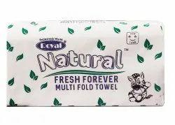 Royal Natural M Fold Towel  Fresh Forever