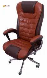 Brown Durafur High Back Executive Chair