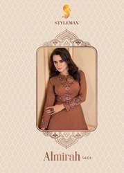 Stylemax Almirah Vol 4 Soft Silk Long Catalog