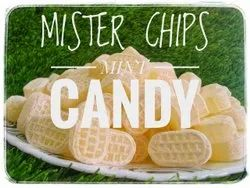 Mister Chips Yellow Mint Candy, Packaging Type: Packet, Packaging Size: 1 Kg