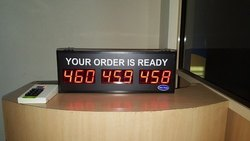 Wireless Restaurant Calling System