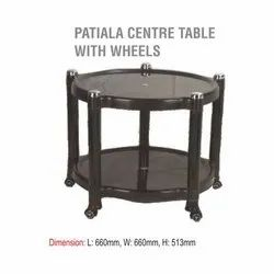 NATIONAL L-660mm,W-660mm H-513mm PATIALA CENTRE TABLE