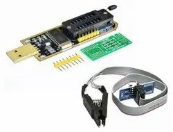 CH341A BIOS Programmer & SOIC8 Clip With Adapter