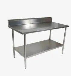Work Table With 1 Undershelf