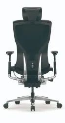 Imported Office Chair, Black
