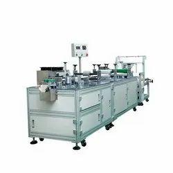 Blue Non Woven Disposable Bouffant Cap making machine, Quantity Per Pack: 1