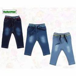Cucumber Kids Denim Jogger Jeans