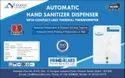 Automatic Hand Sanitizer Dispenser With Contact-Less Thermometer