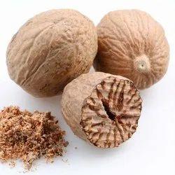 Solid Nutmeg Whole, Myristic Fragrans