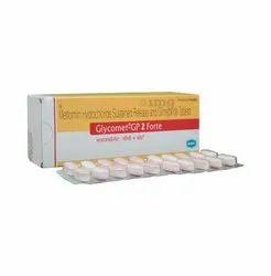 Glycomet-GP 2 Forte Tablet Sr