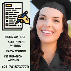 Thesis writing in Indore