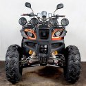200CC Orange Bull ATV Motorcycle