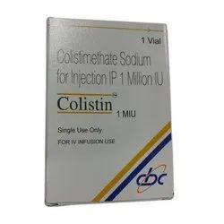 Colistimethate Sodium Injection