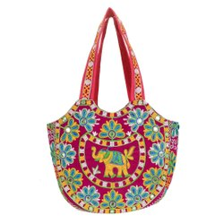 LeeRooy Handbags For Women (RJHBG104-Red Small)