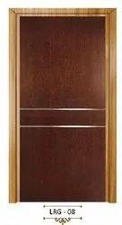 Telsia Door Brown Laminate Regular-LRG-08, For Home