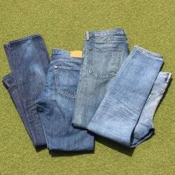 Men Denim Jeans And Shorts