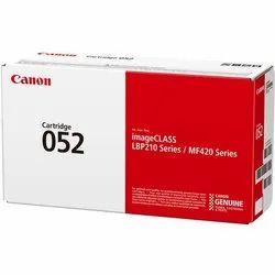 Ink Canon Genuine Toner Cartridge 052 Black, For Printer