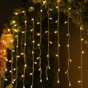 LED Fairy String Lights Warm Yellow