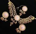 Meenakari Necklace Set