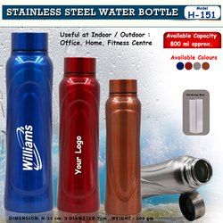 Stainless Steel Water Bottle H151