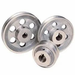 Aluminium Pulleys