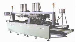 Semi Automatic Ice Cream Cone Making Machine, 10 Kw