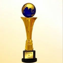 CG 639 Gold Plated Exclusive Trophy