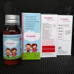Plastic Sweet PP COLD-DS, For Dry Cough, Bottle Size: 60 ml