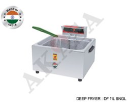 Akasa Indian Electric Deep Fryer 11Ltr