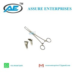 6 Allis Tissue Holding Forceps Straight