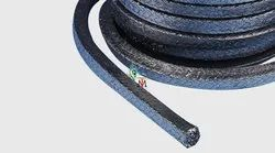 Graphite Coated Ceramic Gland Rope