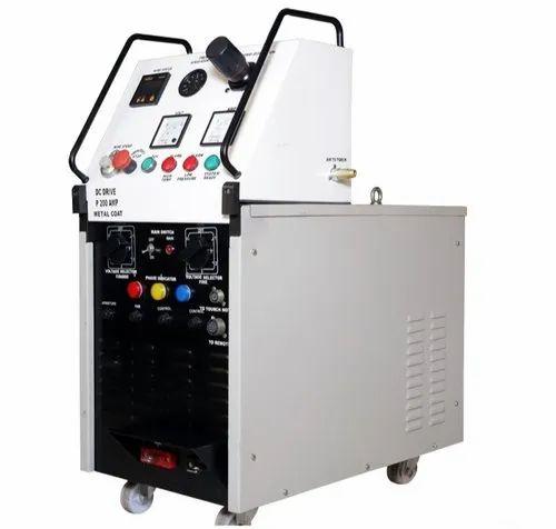 250 AMP Arc Spray Control System