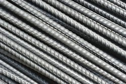 Mild Steel 8mm Amman Try Tmt Bar, For Construction, Grade: Fe 500D