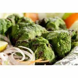 Nimbu Pudina Chicken Hariyali Tikka, Packaging Type: Box, Packaging Size: 500 Grams