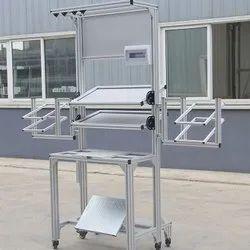 Aluminium Profile Extrusion Work Tables Station