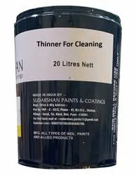 N.C. Thinner For Cleaning