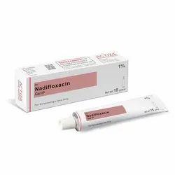 Nadifloxacin Ointment