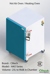 300 Degree C Hot Air Oven, For Industrial