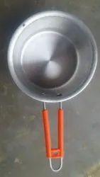 Aluminium Round SC-8 Anodized Sauce Pan, For Hotel/Restaurant