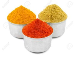 Turmeric, Coriander, & Red Chilli Powder