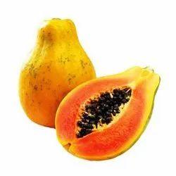 A Grade Organic Papaya fruit
