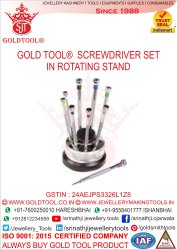 Gold Tool Ring Stamping Device Manual