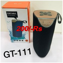Multicolor GT-111 Speaker