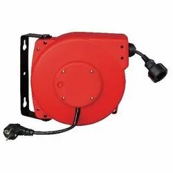Sibass Spring Return Cable Drum