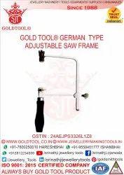 German Type Adjustable Saw Frame