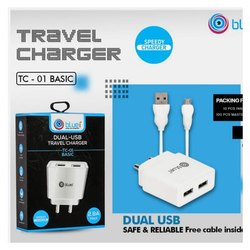 Blue Travel Speedy Charger