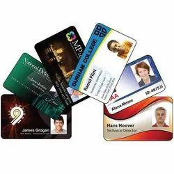 Digital PVC ID Card Printing, in Local + 250 Km