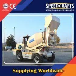 Automatic Concrete Mixer, Capacity: 2.5 cbm/batch
