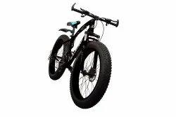 Sanxingcn Black Jaguar Fat Tyre Cycle
